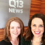 Stephanie and Kaci Aitchson of Q13