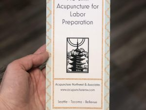Acupressure for Birth Prep, Labor and Postpartum Classes