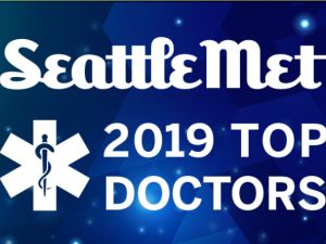 Julie Booker Wins Seattle Met Top Doc for 2019!
