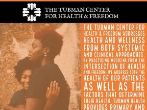 Tubman Center Town Hall and Fund Raiser