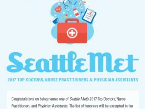 Seattle Top Doc 2017!
